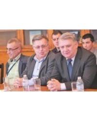 Станчо Станчев, Румен Николов, Йордан Баев