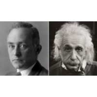 Albert Einstein & Max Born