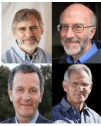 Jon Kabat-Zinn, Mark Williams, John Teasdale, Zindel Segal