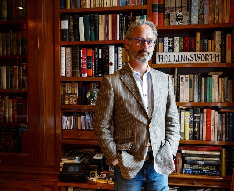 Amor Towles answers questions about his book A Gentleman In Moscow