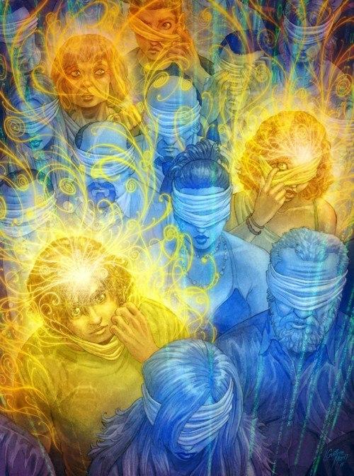Нектар за душата - съзнание и подсъзнание, материално и духовно, човек и бог